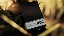 NOC ORIGINAL BLACK MARKED DECK PLAYING CARDS BY USPCC & BLUE CROWN MAGIC TRICKS