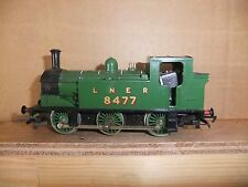 Hornby R.252 LNER Green 0-6-0 J83 Tank Locomotive 8477, not boxed