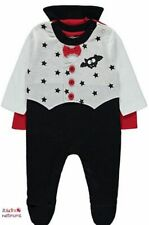 Baby - New Halloween -Dracula/Vampire Baby Grow Fancy Dress/Costume ~ 0-3 months