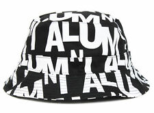 Tha Alumni Men's Elite Fearless Bucket Hat-Black-L/XL