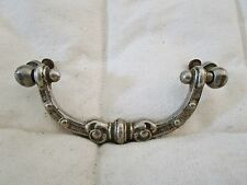 Antique Handle Regency Metal Brushed