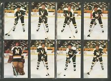 1981-82 MINNESOTA NORTH STARS PC SET 24 DINO CICCARELLI NEAL BROTEN ROOKIE CARDS