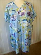 NWT ladies pretty nightie, knee length - 2X - 20-22