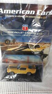 ALTAYA 1/43 - AMERICAN CARS : CHEVROLET CAMARO Z/28 - 1970 / NEUF