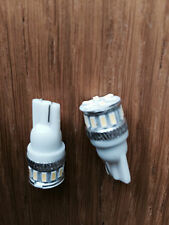 T10 18 LED WHITE XENON SIDELIGHT BULBS Honda CBR VFR CBR600 CB600 CB600F Hornet