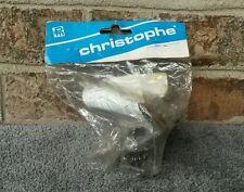 NOS Christophe Chrome S Toe Clip Vintage Classic Road Touring