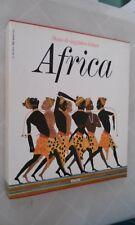 AFRICA STORIE DI VIAGGIATORI ITALIANI ELECTA 1986 CON COFANETTO CUSTODIA
