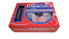 How To Play the Harmonica Book & Kit by David Harp Harmonica/Cd