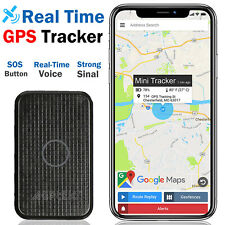 Mini Portable Real Time Tracking Device Personal Gps Tracker with Sos Button