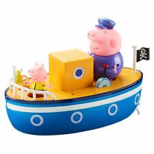 Peppa Pig Grandpa Pig's Bath Time Boat - designed to float for great bath fun!