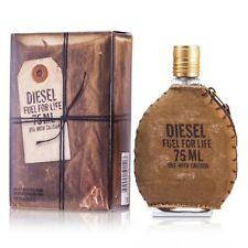 Diesel Fuel For Life EDT Spray 75ml Men's Perfume
