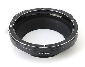 For Mamiya 645 Adapter Pentax 67 Objektiv für Mamiya 645 Adapter Pentax 67 lens