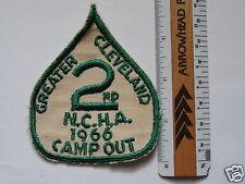 NCHA Campout 1966 Patch (#783)