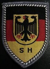 ✚1033✚ German Bundeswehr sleeve patch insignia TERRITORIAL COMMAND SCHLESWIG-H