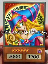 Yu-Gi-Oh! Custom Anime Orica - Cosplay - DARK MAGICIAN GIRL