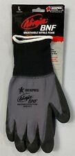 Memphis Gloves Ninja Bnf Breathable Nitrile Foam Multi-Purpose Size L New Jh