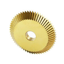 1pc 60mm Key Cutting Blade For Horizontal Machines Disk Cutter Locksmith Tools