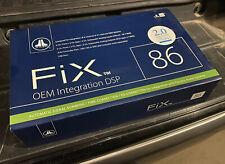 JL Audio FiX-86 OEM Integration DSP w Automatic Time Correction and Digital EQ