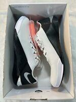 Customized Nike Metcon 5 Training Gym Shoes- White/Black- Men's sz 9 CJ5613-991
