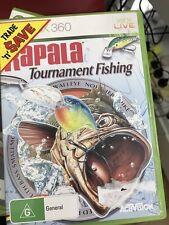 Rapala Tournament Fishing Xbox 360