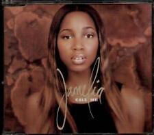 JAMELIA Call Me  CD 4 Tracks, Radio Edit/Goodfellas Rising Mix/Video/Big Girl