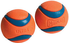 Chuckit! Ultra Ball Small Toy 2 Pack for Small Dogs Only