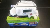 ICOM IC-M421 Transceiver befestigt VHF nautisch M421 Weiß