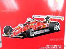 Fujimi 1/20 Ferrari 126 C2 Long Beach Grand Prix (GP'1982 ) model Kit.