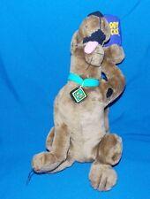 "Cartoon Network Scooby Doo Mystery Inc with snacks stuffed plush 14"""