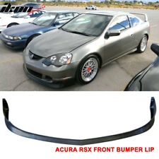 Urethane 02-04 Acura RSX DC5 PU T-R Style Front Bumper Lip Spoiler Coupe 2Dr