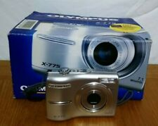 OLYMPUS X-775 Digital Camera 7.1MP Boxed With Instructions Point & Shoot