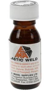 EMA 57ml Plastic Weld Cement model supplies