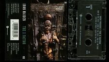 Iron Maiden The X Factor USA Cassette Tape