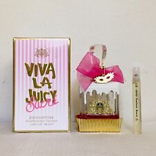 VIVA LA JUICY SUCRE by Juicy Couture - 10ml SAMPLE - Glass Atomizer