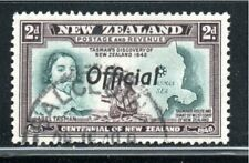 NEW ZEALAND STAMPS OFFICIAL  CANCELED USED     LOT 39196