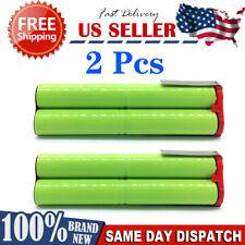 2 Pcs For Snap-on 7.2V Battery NIMH 2000mah CTB5172 CTB5172B