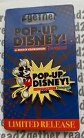 Disney Pin DLR Pop Up Disney A Mickey Celebration Disneyland 2019