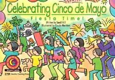 Kids paperback grK-1:Celebrating Cinco de Mayo-Fiesta Time-Holiday CreativeTeach