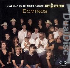 Dominos [DualDisc] * by Mamou Playboys/Steve Riley (Accordion) (CD, Oct-2005, 2