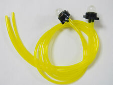"Primer Bulb With 3/32""x 3/16""Fuel LInes For Walbro 188-513 Ryobi Homelite"