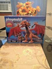 brand New Playmobil Dragons playset with Figure 15 Pieces #5483  free shipping
