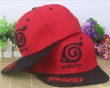 Neu Anime Manga Naruto Cosplay Cap Schirmmütze Mütze Hut A1