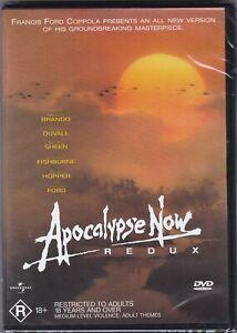 Apocalypse Now Redux - DVD (Brand New Sealed)