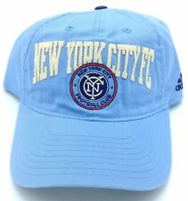 reputable site a697a 84920 MLS New York City FC Adidas Buckle Back Cap Hat Beanie Style  EX56Z NEW!