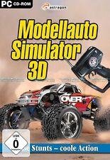 Coche modelo simulador 3d para PC nuevo/en el embalaje original
