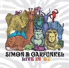 SIMON & GARFUNKEL – LIVE IN '67 (NEW/SEALED) CD Paul & Art