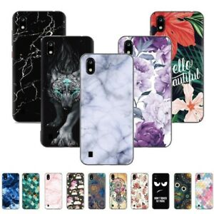 For Optus X Wave Case Soft Gel TPU Flexible Fancy Protective Slim Stylish Cover