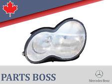Mercedes C230 C240 C320 2001-2005 OEM Headlight Left Halogen 2038200961