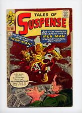 Tales of Suspense #42, 1963 Marvel, Iron Man
