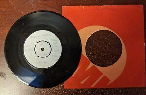 Queen blank label promo emi-2375 UK Bohemian Rhapsody/I'm In love.... 45rpm RARE